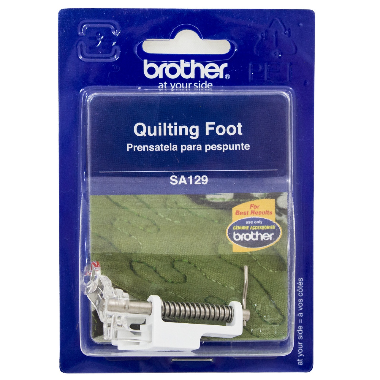 Brother Sa129 Free Motion Quilting Foot 25 99
