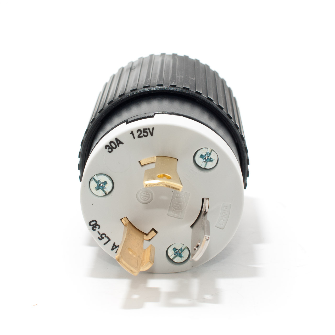 L5-30 2p3w 30a 125v Twist Lock Plug