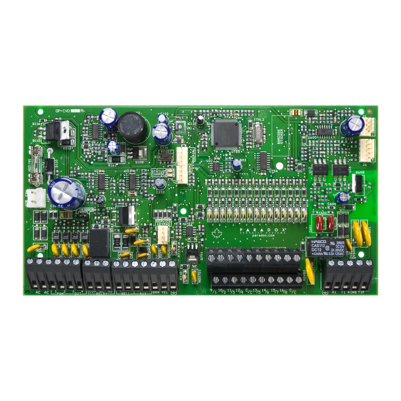 SP_7000_01__87483.1365701527?c=2 paradox sp7000, 16 to 32 zone alarm panel tremtech electrical paradox mg5050 wiring diagram at bayanpartner.co