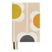 Classic Notebook - Abacus flower