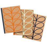 Set of 3 Kraft Notebooks