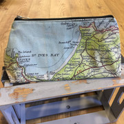Large Pouch with St Ives Bay
