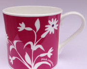 Hedgerow Mug - Pink Campion