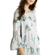 Joules Botanical Gardenia Dress