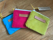 Bright Velvet Coin Purse
