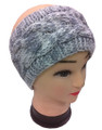 Two Tone Acrylic Knit Head Band Assorted Dozen # HB 053