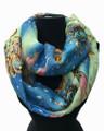 Lightweight Starfish and Flower Design Infinity Scarf Assorted Dozen #608