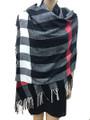 Cashmere Feel shawl  Scarves  # 92-5
