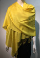 Pashmina Solid Light Yellow #2-50