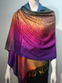 New!  Pashmina Multicolor #149-4