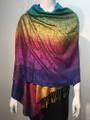 New!  Pashmina Multicolor #149-5