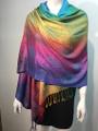 New!  Pashmina Multicolor #150-2