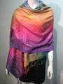 New!  Pashmina Multicolor #150-3