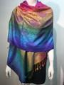New!  Pashmina Multicolor #150-4