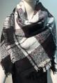 Womens Stylish Shawl  Scarf Assorted Dozen  # S 978