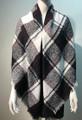 Womens Stylish Shawl  Scarf Black # S 978-1