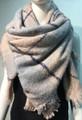 Womens Stylish Shawl  Scarf Pink # S 978-5