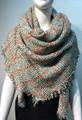 Womens Stylish Shawl  Scarf Green # S 979-4
