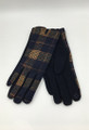 New! Fashion  Buffalo Check  Gloves  With Thick Fleece Lined Assorted dozen # G2080