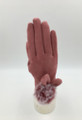 New! Fashion touch Gloves with bow  Assorted dozen # G2084