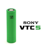 AUTHENTIC SONY VTC5 18650 2600mAh 30A RECHARGEABLE BATTERY $7.99 CLOSE OUT