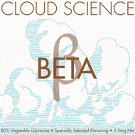 Beta | Cloud Science by Teleos | 60ml (2X30ml)
