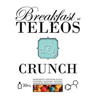 Crunch | Breakfast At Teleos | 120ml (Super Deal)