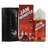 Strawberry | Jam Monster eJuice | 100ml