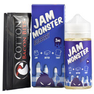 Blueberry | Jam Monster eJuice | 100ml