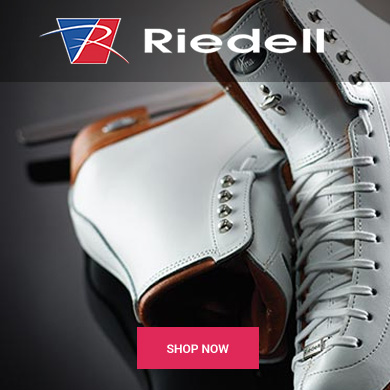 Riedell Ice Skating Shoes