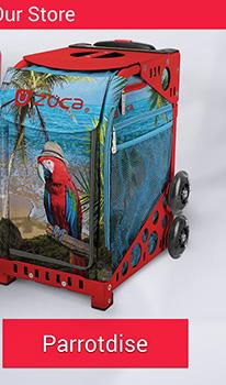Zuca Parrotdise