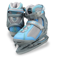 Jackson Ultima Ice Skates -  Softec ST1000 Ladies-Size 8 ONLY