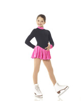 Mondor Figure Skating Polartec Figure Skating Dress 4403 - 2C