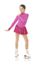 Mondor Figure Skating Polartec Figure Skating Dress 4403 - T2