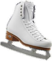 Riedell Model 23 Stride Girls' Figure Skates