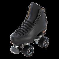 Riedell Quad Roller Skates - 111 Angel (Black)