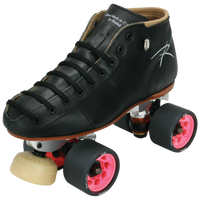 Riedell Quad Roller Skates - 495 Torch