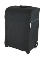 ZUCA TRAVEL BAG - FLYER BLACK INSERT  AND BLACK FRAME
