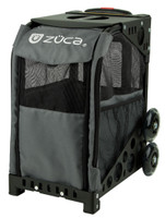 Zuca Pet Carrier - Charcoal