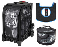 Zuca Sport Bag - TIGER +  FREE Lunchbox and Seatcover