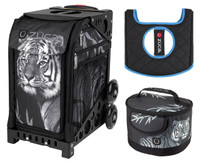 Zuca Sport Bag - Tiger + FREE Lunchbox and Seat Cover