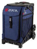 Zuca Sport Bag - MIDNIGHT with Black Frame