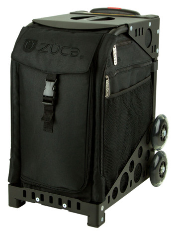 Zuca Sport Bag Stealth With Black Frame And Non Flashing