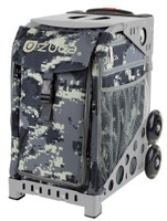 Zuca Sport Bag - ANACONDA with Grey Frame
