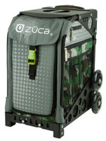 Zuca Sport Bag - PAINTBALL with Black Frame