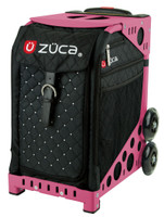 Zuca Sport Bag - MYSTIC with Pink Frame