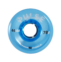 Jackson Atom Wheels - Pulse Blue