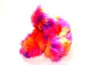 Crazy Fur Soakers - 01GCF - Glitter Crazy Fur - Orange, Pink & Purple