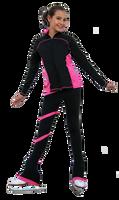 ChloeNoel J06 2Tone Princess Seam Jacket