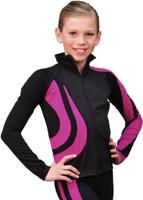 ChloeNoel J26 Swirls Jacket